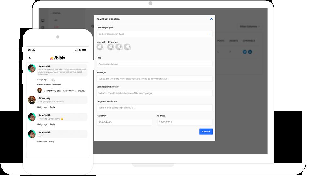 Edit any media type mobile or desktop
