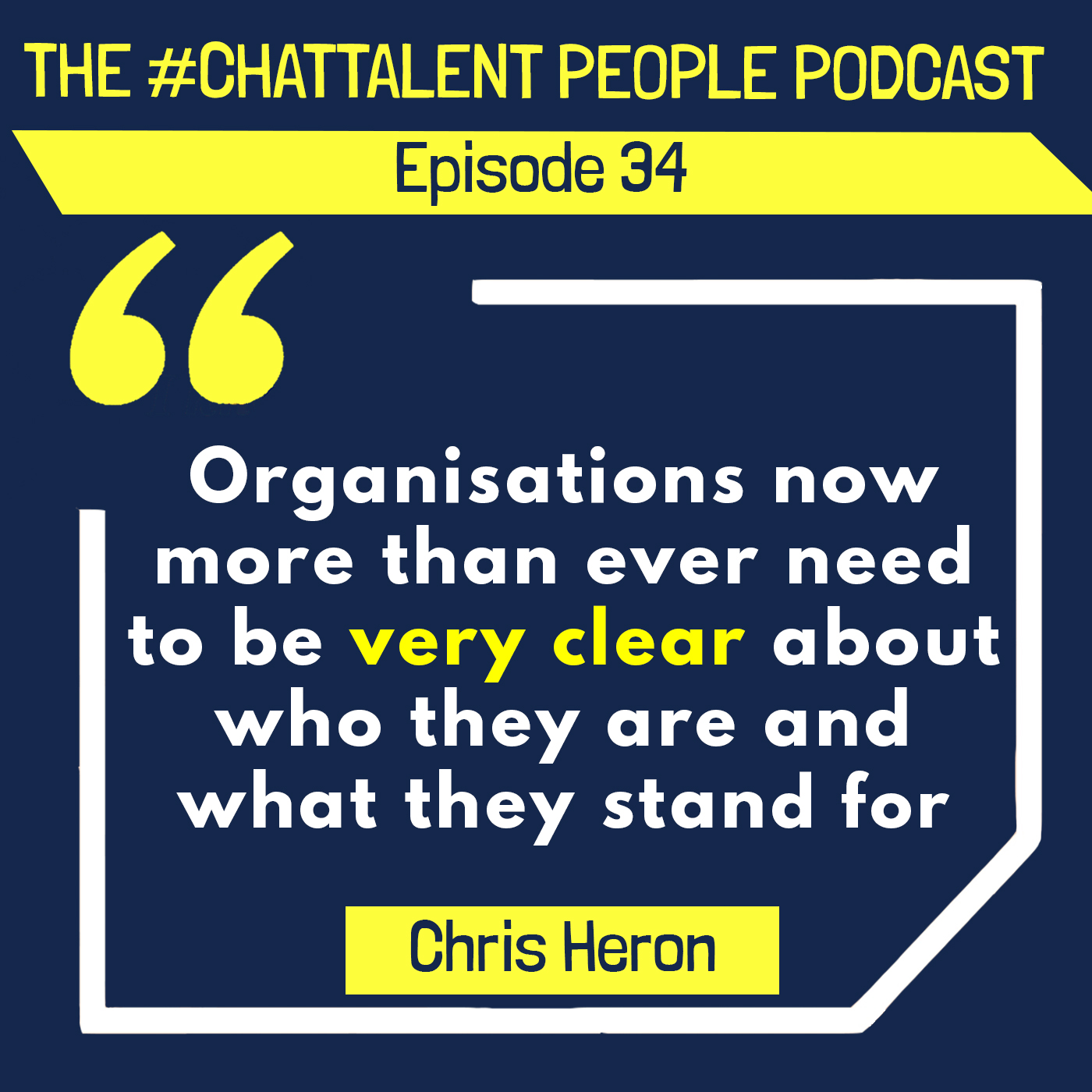 Chris Heron - PullOut Quote